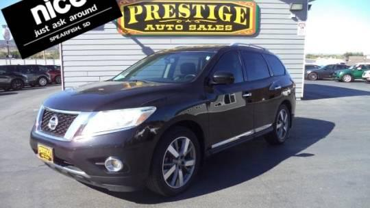 2014 Nissan Pathfinder Platinum for sale in Spearfish, SD