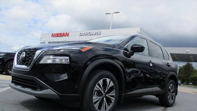 2021 Nissan Rogue SV for sale in Rockville, MD