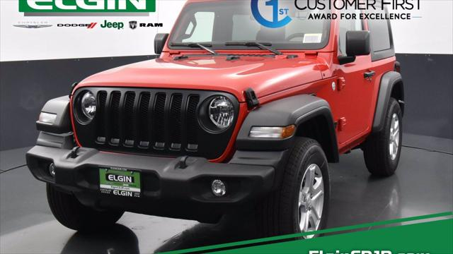 2021 Jeep Wrangler Sport for sale in Streamwood, IL