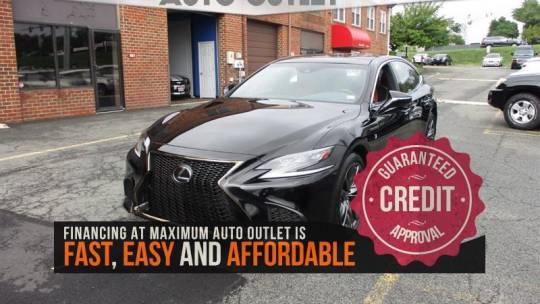 2018 Lexus LS LS 500 F Sport for sale in Manassas, VA