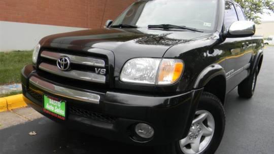 2003 Toyota Tundra SR5 for sale in Manassas, VA