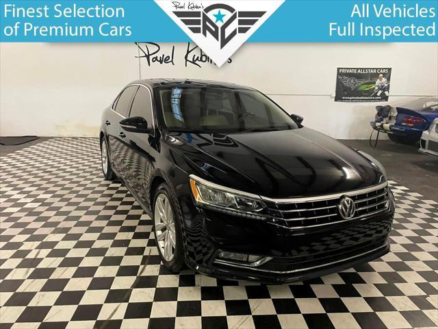 2018 Volkswagen Passat 2.0T SE for sale in Largo, FL