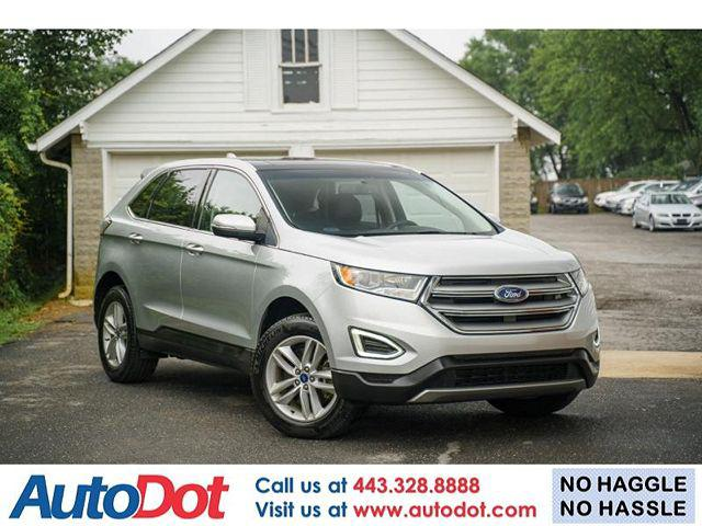 2017 Ford Edge SEL for sale in Sykesville, MD