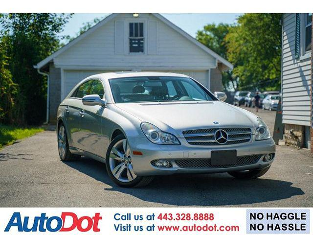 2009 Mercedes-Benz CLS-Class 5.5L for sale in Sykesville, MD