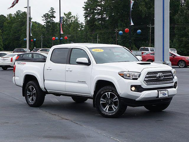 2017 Toyota Tacoma TRD Sport for sale in Carthage, NC