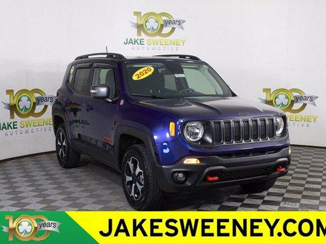 2020 Jeep Renegade Trailhawk for sale in Cincinnati, OH