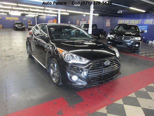 2014 Hyundai Veloster Turbo for sale in Manassas, VA