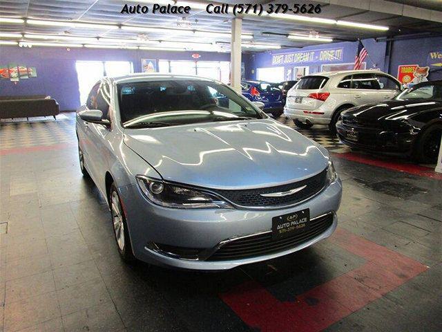 2015 Chrysler 200 Limited for sale in Manassas, VA