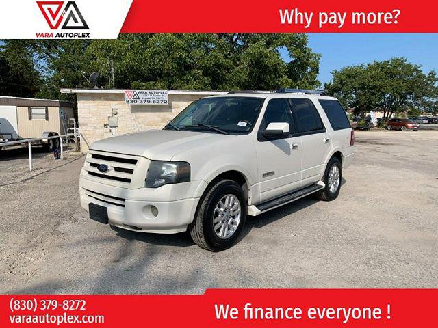 2008 Ford Expedition Limited for sale in Seguin, TX