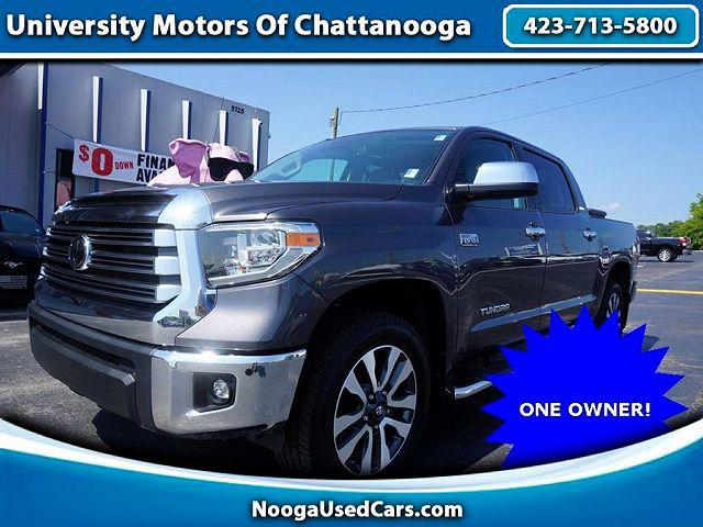 2018 Toyota Tundra 4WD Limited Edition for sale in Chattanooga, TN
