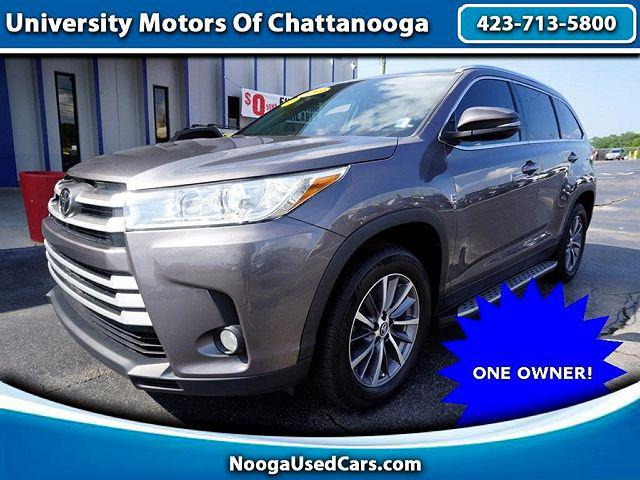 2019 Toyota Highlander XLE for sale in Chattanooga, TN
