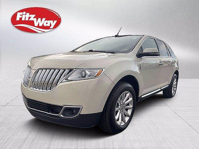 2014 Lincoln MKX AWD 4dr for sale in Rockville, MD