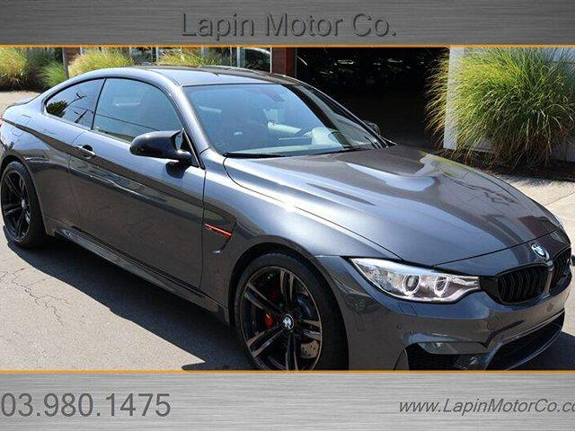 2015 BMW M4 2dr Cpe for sale in Portland, OR