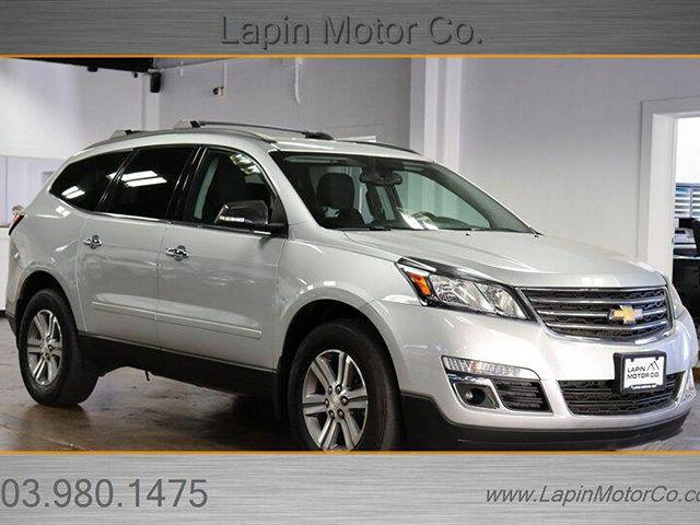 2016 Chevrolet Traverse LT for sale in Portland, OR