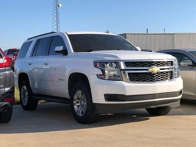 2019 Chevrolet Tahoe LT for sale in El Paso, IL