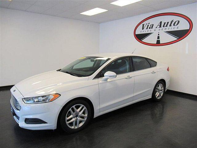 2014 Ford Fusion SE for sale in Spencerport, NY