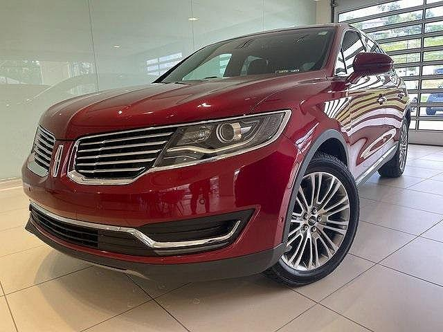 2016 Lincoln MKX Reserve for sale in Canonsburg, PA