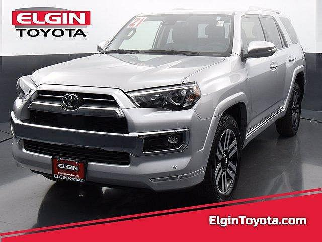 2021 Toyota 4Runner Limited for sale in Streamwood, IL