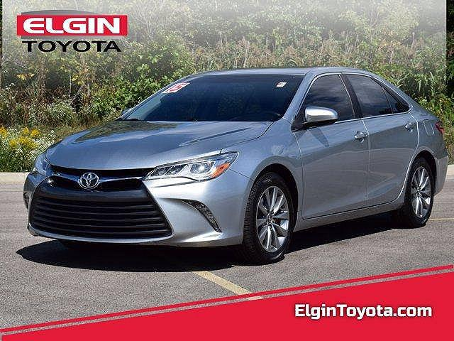 2015 Toyota Camry XLE for sale in Streamwood, IL