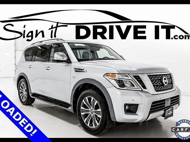 2018 Nissan Armada SL for sale in Denton, TX
