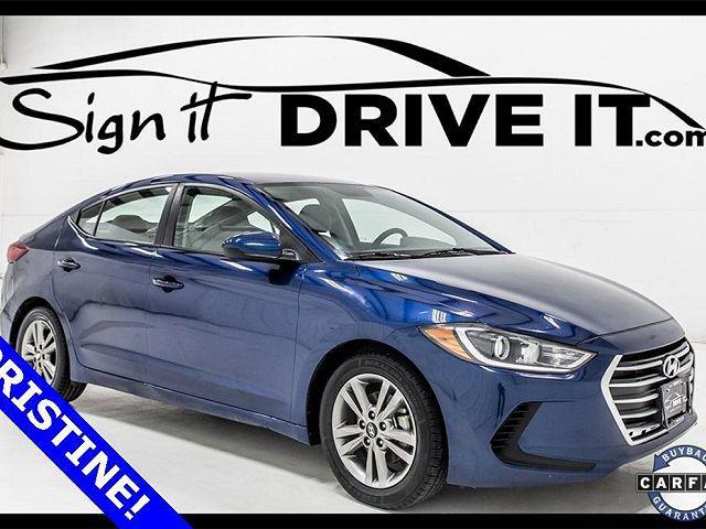 2018 Hyundai Elantra SEL for sale in Denton, TX