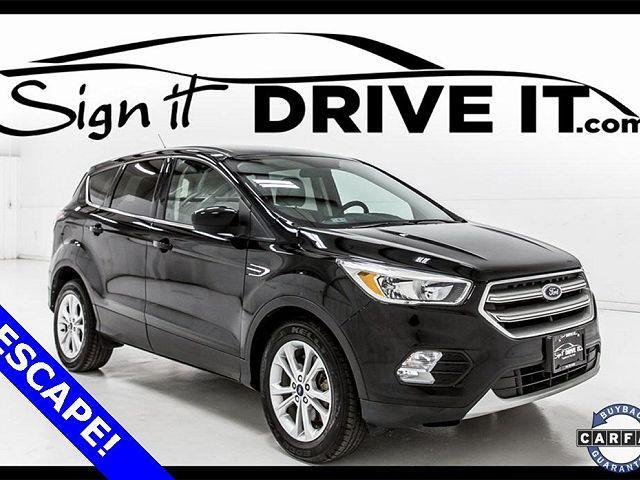 2017 Ford Escape SE for sale in Denton, TX