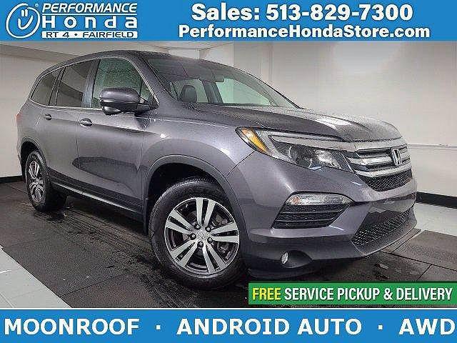 2018 Honda Pilot EX-L for sale in Fairfield, OH