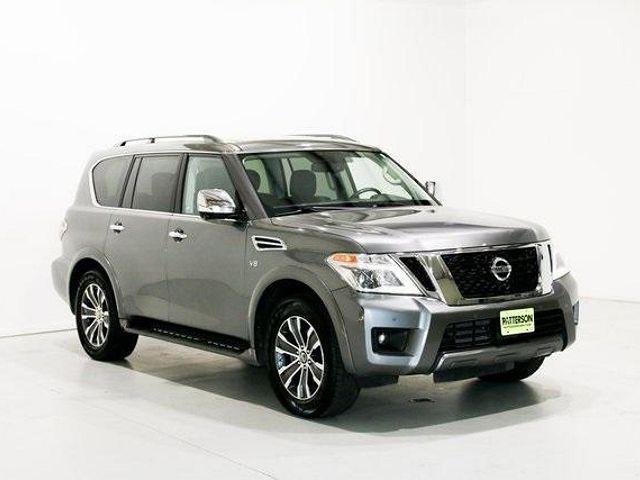 2019 Nissan Armada SL for sale in Longview, TX