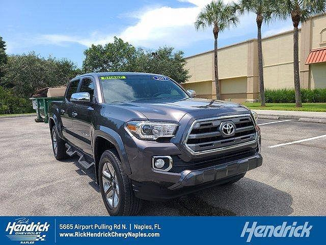 2017 Toyota Tacoma Limited for sale in Naples, FL