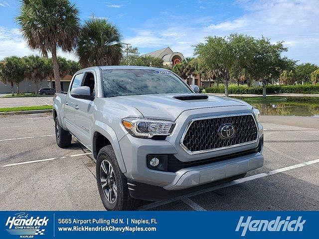 2018 Toyota Tacoma TRD Sport for sale in Naples, FL