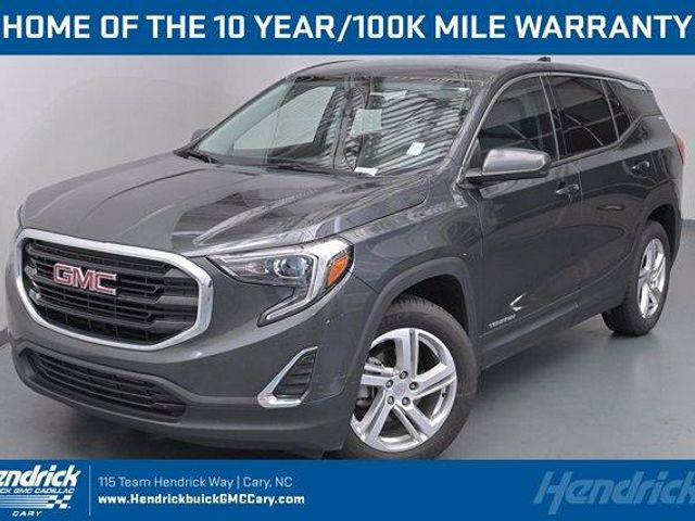 2018 GMC Terrain SLE for sale in Cary, NC