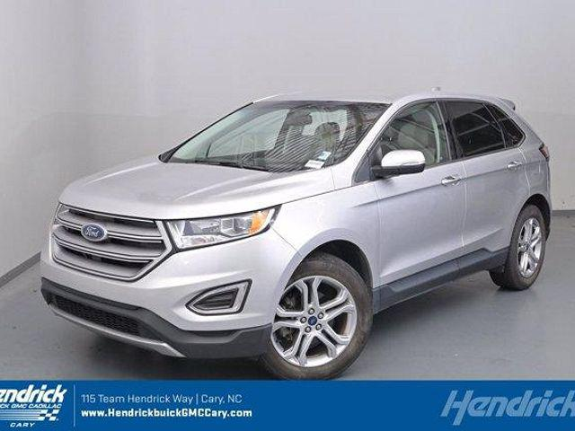 2017 Ford Edge Titanium for sale in Cary, NC