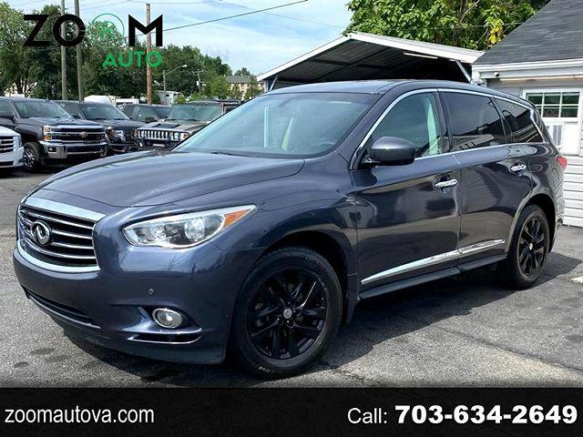 2013 INFINITI JX35 AWD 4dr for sale in Dumfries, VA