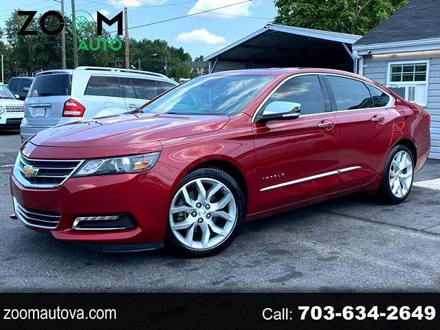 2014 Chevrolet Impala LTZ for sale in Dumfries, VA