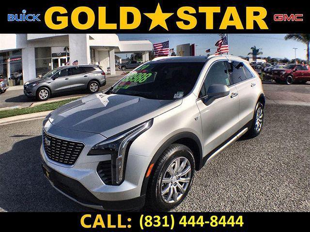 2020 Cadillac XT4 FWD Premium Luxury for sale in Salinas, CA