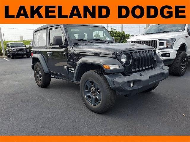 2018 Jeep Wrangler Sport for sale in Lakeland, FL