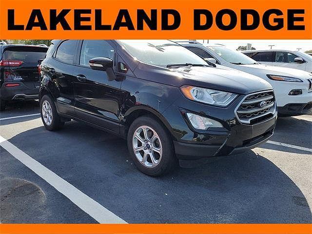 2018 Ford EcoSport SE for sale in Lakeland, FL