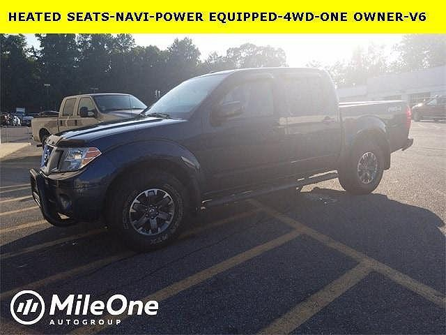 2016 Nissan Frontier PRO-4X for sale in Owings Mills, MD
