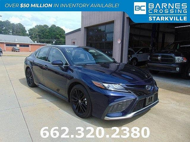 2021 Toyota Camry XSE for sale in Starkville, MS
