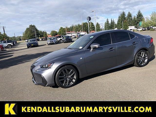 2017 Lexus IS IS Turbo for sale in Marysville, WA