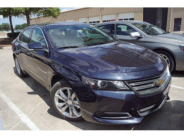 2019 Chevrolet Impala LT for sale in Bedford, TX