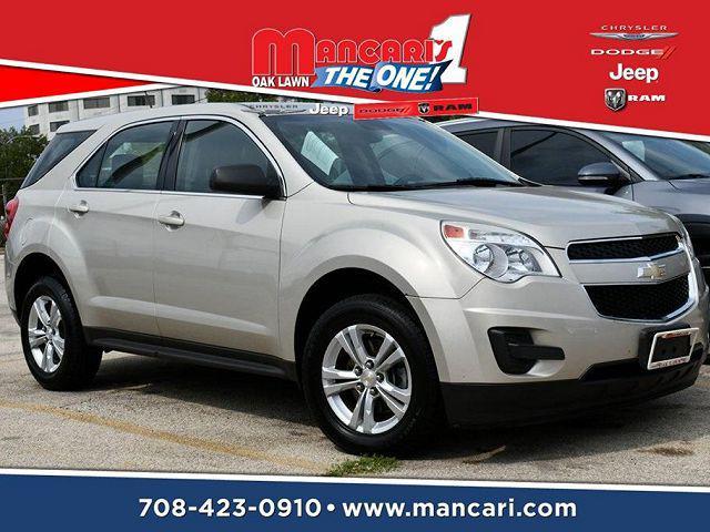 2014 Chevrolet Equinox LS for sale in Oak Lawn, IL