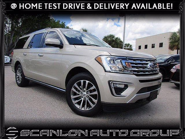 2018 Ford Expedition Max Limited for sale in Fort Myers, FL