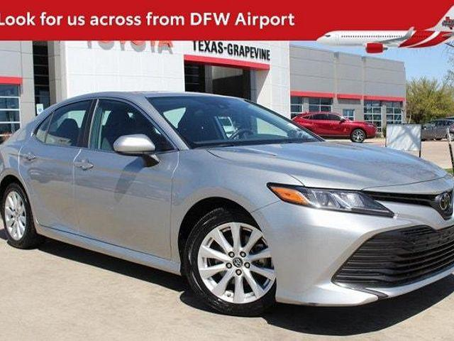 2019 Toyota Camry LE for sale in Grapevine, TX