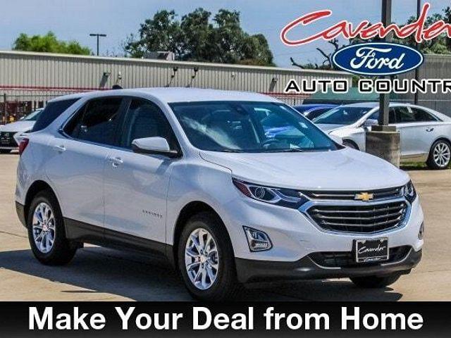 2021 Chevrolet Equinox LT for sale in Columbus, TX