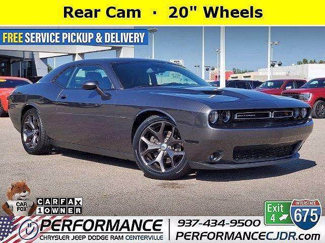 2018 Dodge Challenger R/T Plus for sale in Centerville, OH