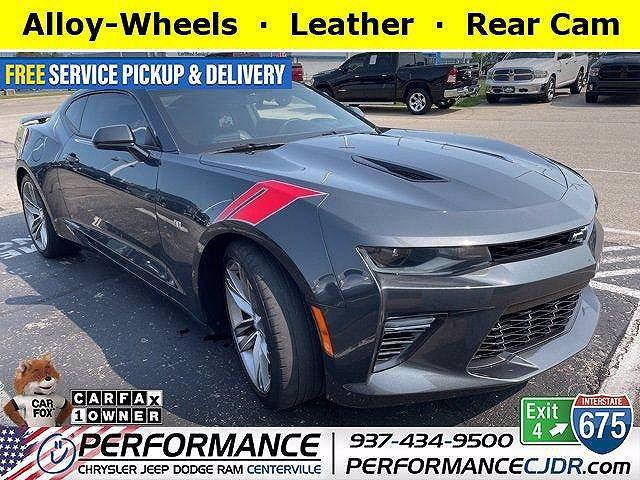 2018 Chevrolet Camaro 2SS for sale in Centerville, OH