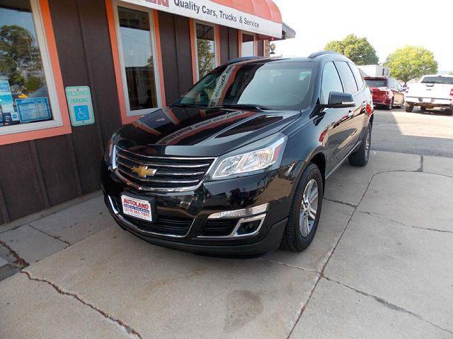 2015 Chevrolet Traverse LT for sale in Cedar Rapids, IA