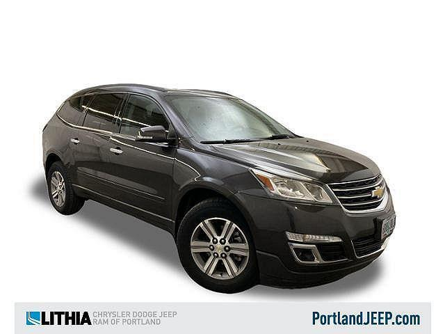 2015 Chevrolet Traverse LT for sale in Portland, OR