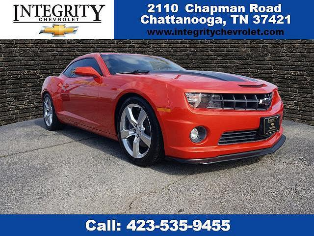 2011 Chevrolet Camaro 1SS for sale in Chattanooga, TN